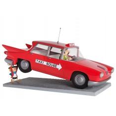 BENOIT BRISEFER, Le Taxi Rouge.