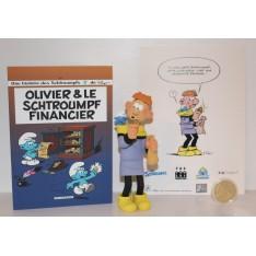 Olivier & Le Schtroumpf Financier