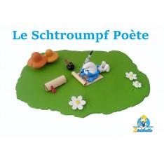 SCHTROUMPF POETE / LES SCHTROUMPFS & CIE
